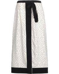 Raoul 34 Length Skirt - Lyst
