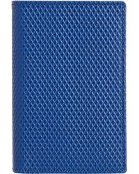 Comme des Garçons Luxury Vertical Card Case - Lyst