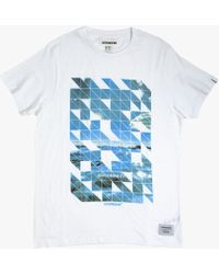Supremebeing - Disconnect Tee - Lyst