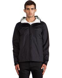 Patagonia Black Torrentshell Jacket - Lyst
