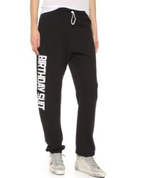 Private Party - Birthday Suit Sweatpants - Lyst