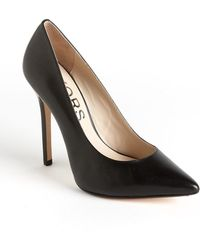 Kors By Michael Kors Aberly Leather Pumps - Lyst