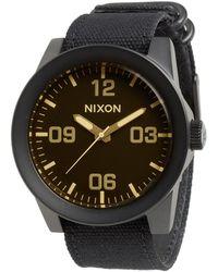 Nixon The Corporal - Lyst