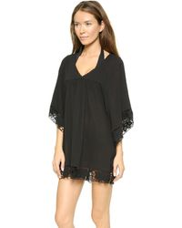 L*space L Offshore Caftan - White - Lyst