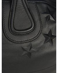 Givenchy - Nightingale Leather Weekend Bag - Lyst