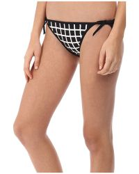 Kate Spade Biarritz Side Bow Bikini Bottom - Lyst