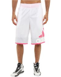 Adidas Crazy Fresh Short - Lyst