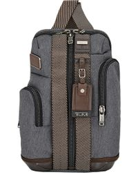 Tumi - Alpha Bravo Monterey Sling Bag - Lyst