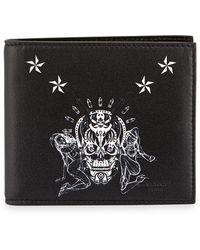 Givenchy Elmirinda Print Leather Billfold Wallet - Lyst