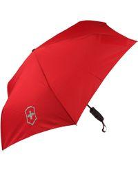 Victorinox - Automatic Umbrella Red - Lyst