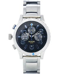 Nixon 4820 Chrono Watch with Bracelet Strap A486 - Lyst