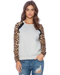 Wilde Heart - Nine Lives Sweater - Lyst