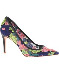 J.Crew Collection Everly Eyelet Pumps - Lyst