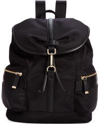 Calvin Klein Talia Dressy Nylon Backpack - Lyst