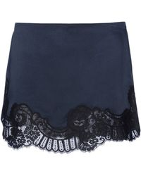 Vanessa Bruno Mini Skirt - Lyst