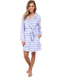 Betsey Johnson Vintage Terry Robe - Lyst