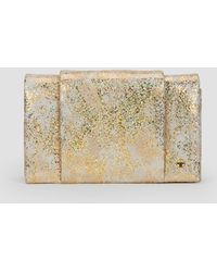 Halston Heritage Clutch Wallet On A Chain - Lyst
