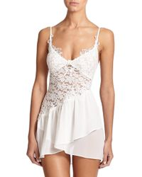 Jonquil Raquel Chemise white - Lyst