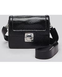 Marc By Marc Jacobs Crossbody  Bloomingdales Exclusive Top Schooly Bubble Patent Messenger - Lyst