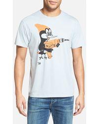 Ames Bros | 'shortcut' Graphic T-shirt | Lyst