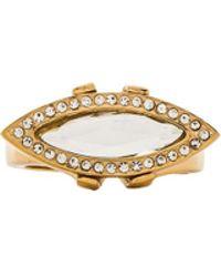 Rebecca Minkoff Phoenix Stone Ring - Lyst