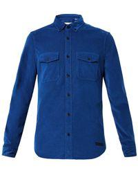 Burberry Brit Ebberson Corduroy Shirt - Lyst