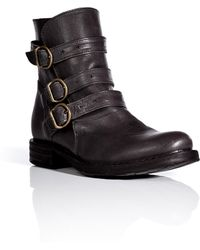 Fiorentini + Baker Leather Edwin Eternity Boots - Lyst