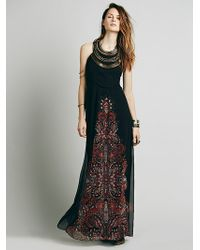 Free People Demeter Gown - Lyst
