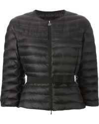 Moncler 'Shall' Padded Jacket - Lyst