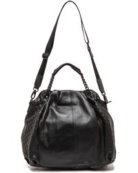 L.a.m.b. Ember Bag  Black - Lyst