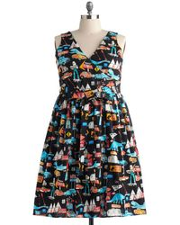 ModCloth Roadside Attraction Dress - Lyst