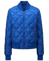 Uniqlo Women Ultra Light Down Quilted Blouson Jacket - Lyst