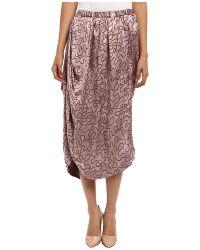 Vivienne Westwood Gold Label Fatima Skirt - Lyst