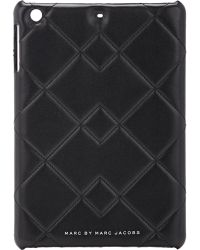 Marc By Marc Jacobs Crosby Ipad Mini Case black - Lyst