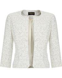 Precis Petite - Tweed Jacket - Lyst