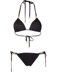Plein Sud Classic Bikini - Lyst