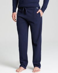 Ralph Lauren Thermal Lounge Pants - Lyst