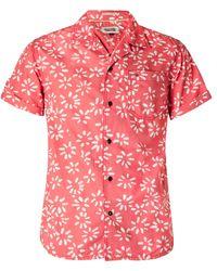 Tommy Hilfiger Seville Printed Shirt - Lyst