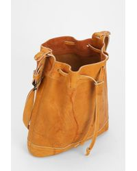 Frye Campus Vintage Bucket Bag - Lyst