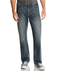 Lucky Brand 181 Relaxed Straight Leg Jeans - Lyst