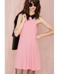 Nasty Gal Stick in The Mod Dress - Lyst