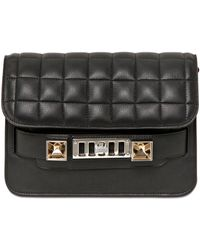 Proenza Schouler Ps11 Mini Classic Quilted Leather Bag - Lyst