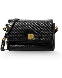 Sonia Rykiel Medium Leather Bag - Lyst