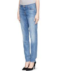 J Brand 'Jake' Slim Boyfriend Jeans - Lyst