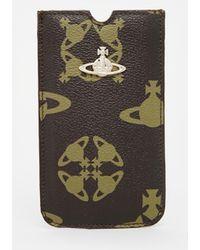 Vivienne Westwood Iphone 5 Case - Lyst