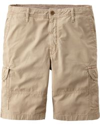Uniqlo Men Cargo Shorts - Lyst