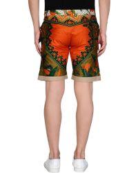Dent De Man | Bermuda Shorts | Lyst