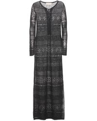 Emilio Pucci Knitted Dress - Lyst
