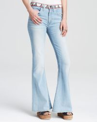 Free People Jeans - Isabelle Flare - Lyst