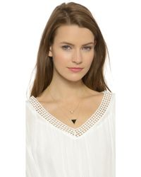 House of Harlow 1960 - The Temple Necklace - Lyst